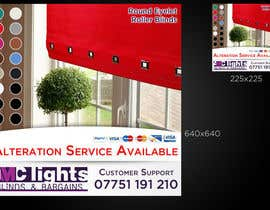 #8 para Graphic Design for AMC Lights Blinds And Bargains por su1d