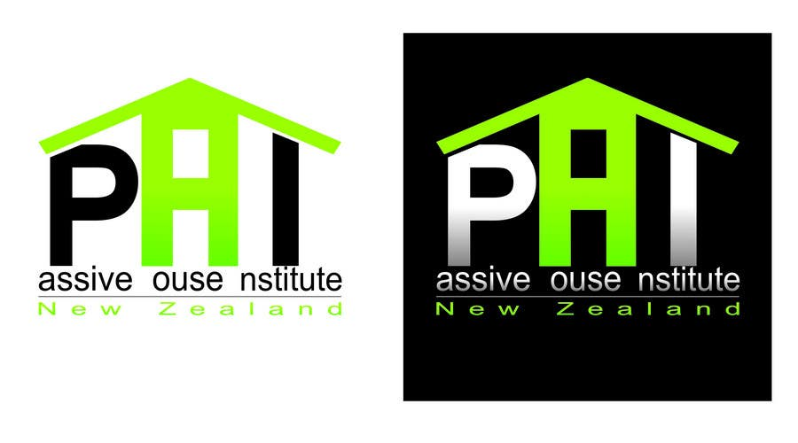 Contest Entry #                                        496                                      for                                         Logo Design for Passive House Institute New Zealand