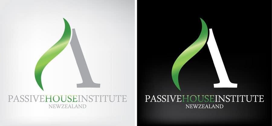 Participación en el concurso Nro.340 para Logo Design for Passive House Institute New Zealand