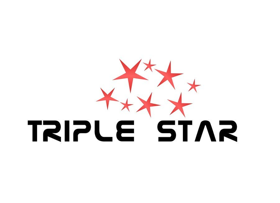 Contest Entry #                                        86                                      for                                         Logo Design for The Triple Star