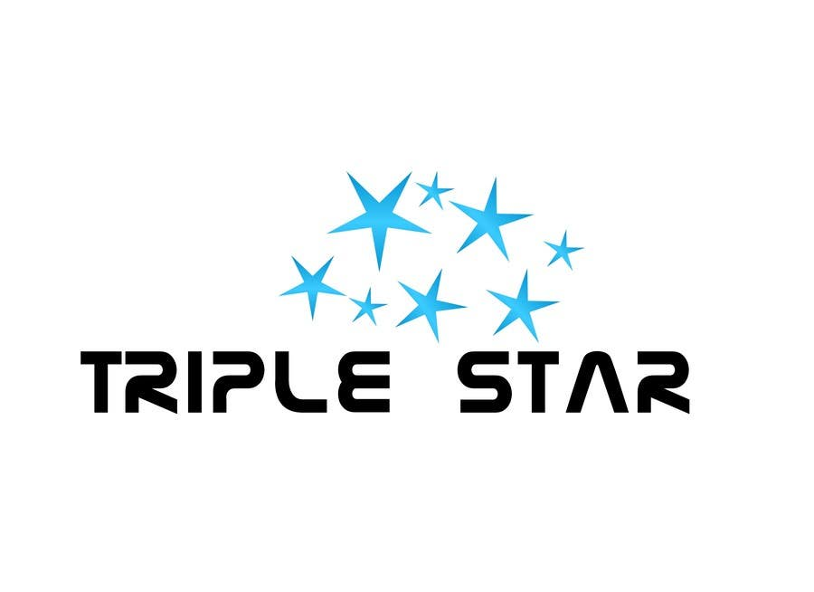 Contest Entry #                                        85                                      for                                         Logo Design for The Triple Star