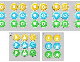 RaAbdan tarafından UI design for mobile game için no 11