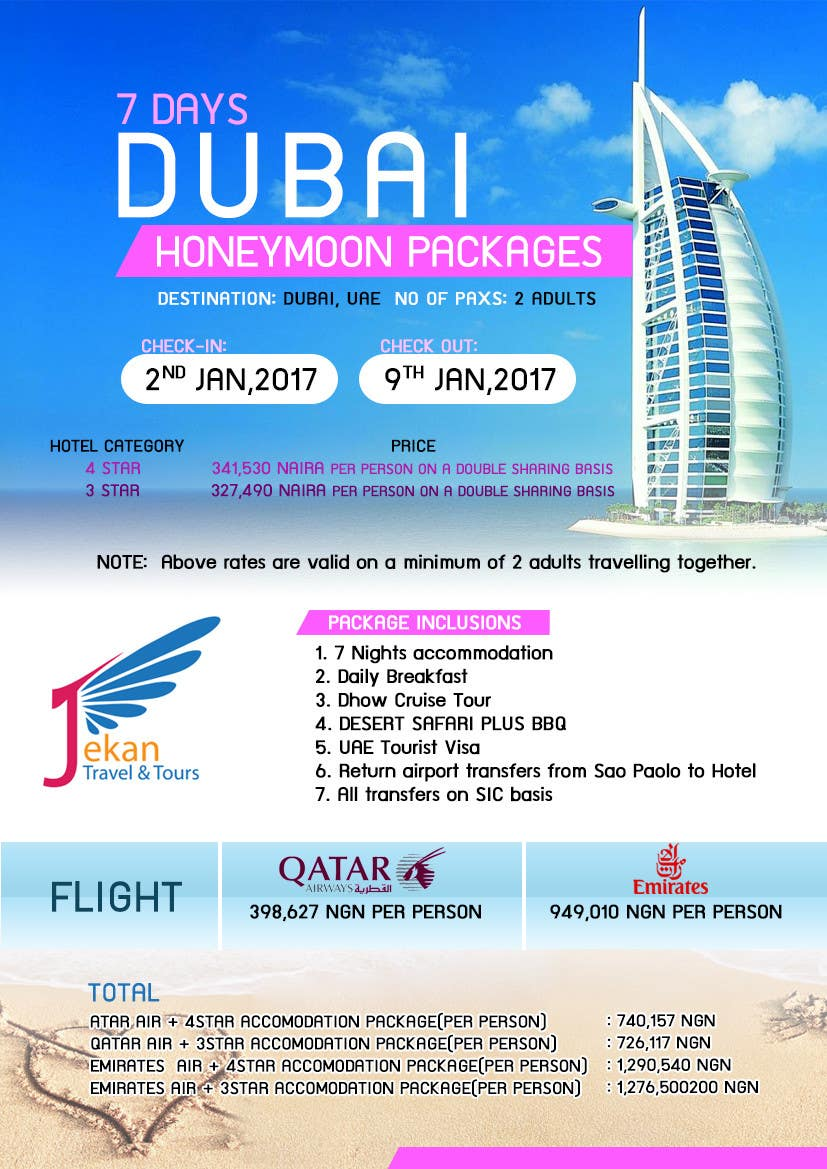 My Work Of Dubai