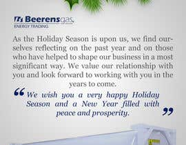 #8 pentru MAKE A PROFFESIONAL CHRISTMAS CARD de către WalidBenA