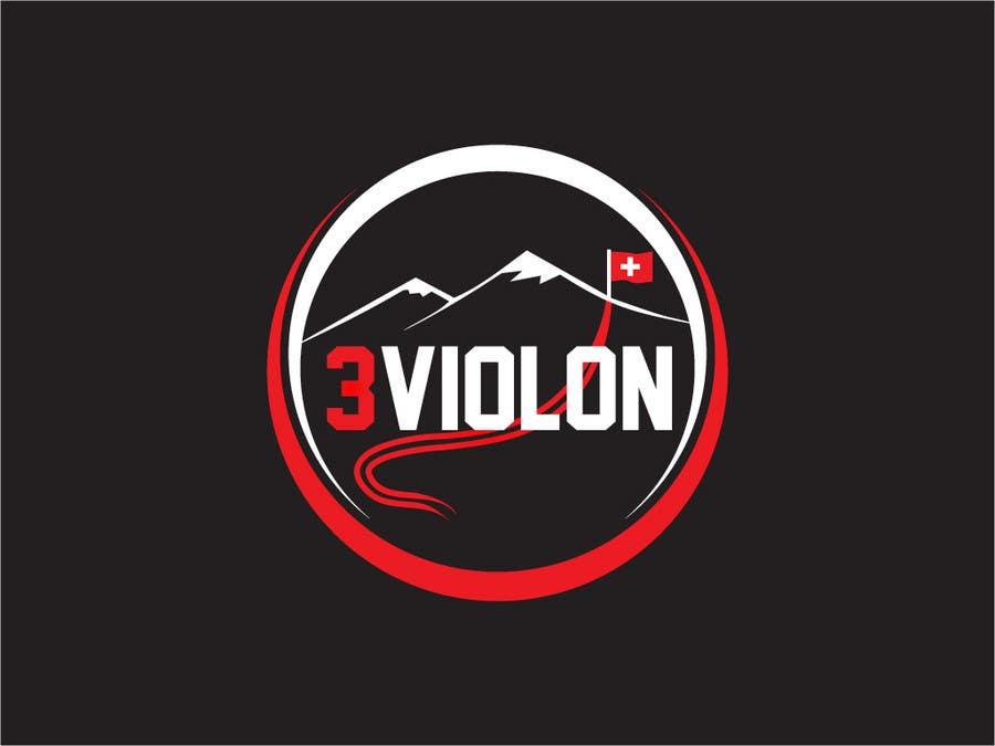 Konkurrenceindlæg #332 for Logo Design for 3Violon
