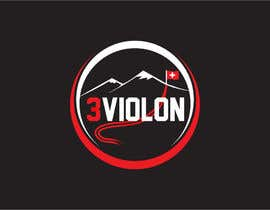 #332 para Logo Design for 3Violon por winarto2012