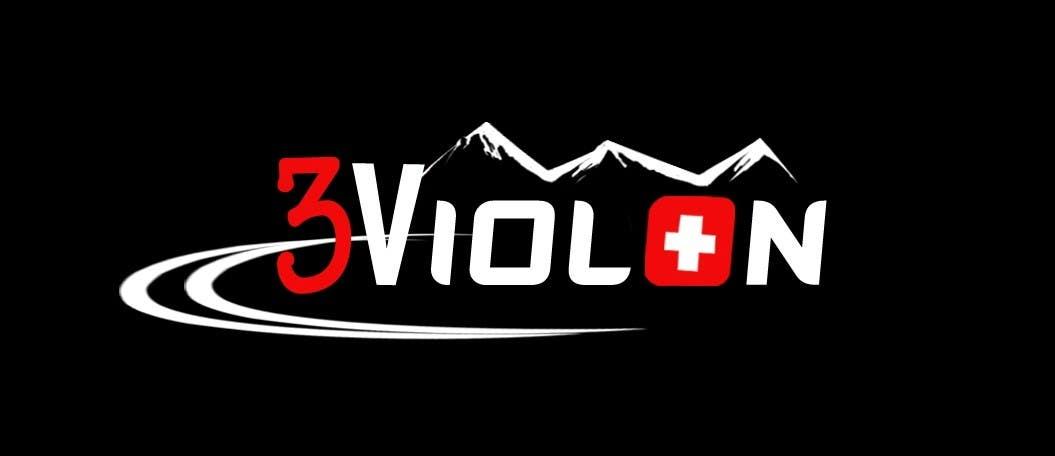 Konkurrenceindlæg #484 for Logo Design for 3Violon