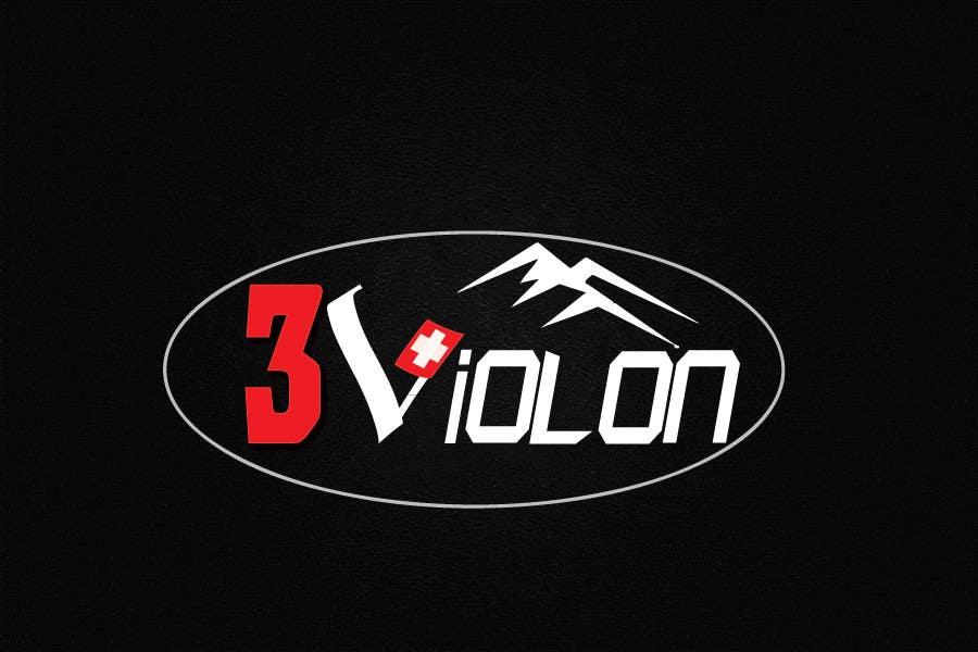 Konkurrenceindlæg #527 for Logo Design for 3Violon