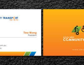 #81 para Stationery Design for South West Community Transport por Brandwar