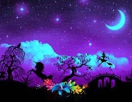 Nro 17 kilpailuun Please create a fairy tale background for my website käyttäjältä ArtGospod
