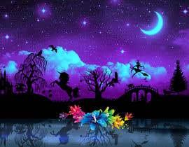 Nro 42 kilpailuun Please create a fairy tale background for my website käyttäjältä ArtGospod