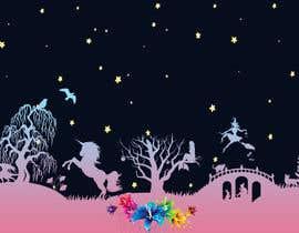 Nro 44 kilpailuun Please create a fairy tale background for my website käyttäjältä ArtGospod