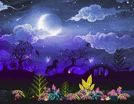 Nro 46 kilpailuun Please create a fairy tale background for my website käyttäjältä chilllangpo