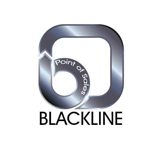 Contest Entry #17 for Logo Design for Blackline Point Of Sales