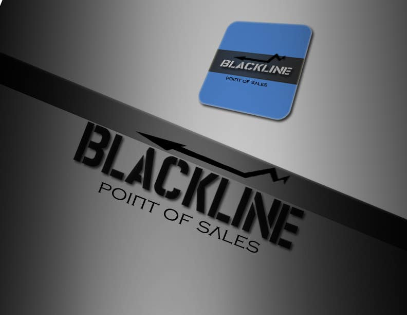 Contest Entry #13 for Logo Design for Blackline Point Of Sales