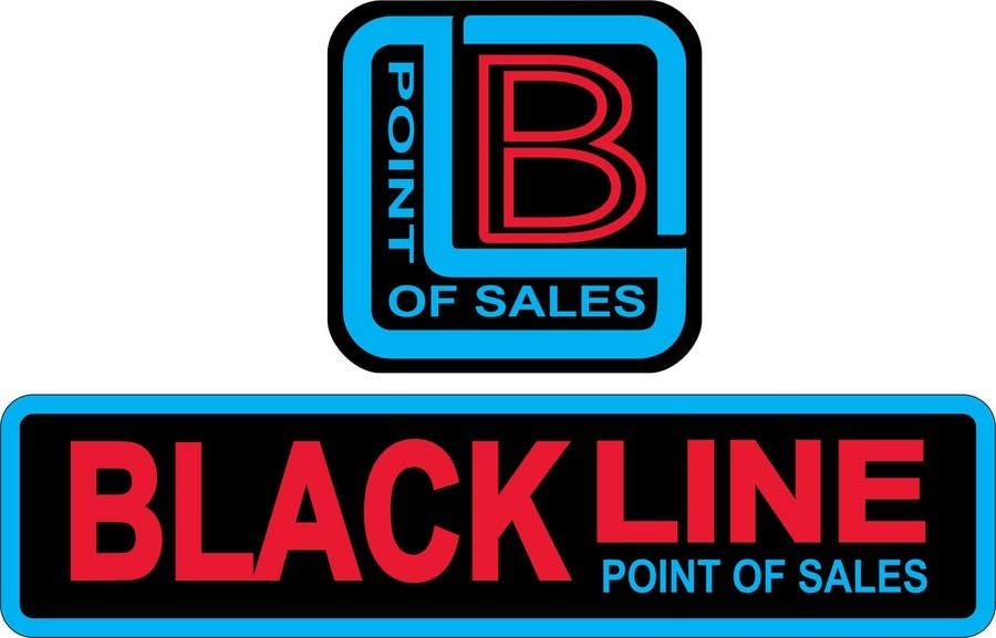 Inscrição nº 159 do Concurso para Logo Design for Blackline Point Of Sales