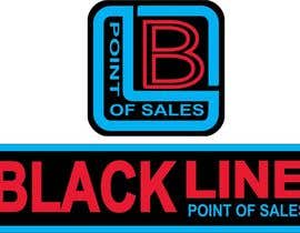 nº 159 pour Logo Design for Blackline Point Of Sales par Niko4300