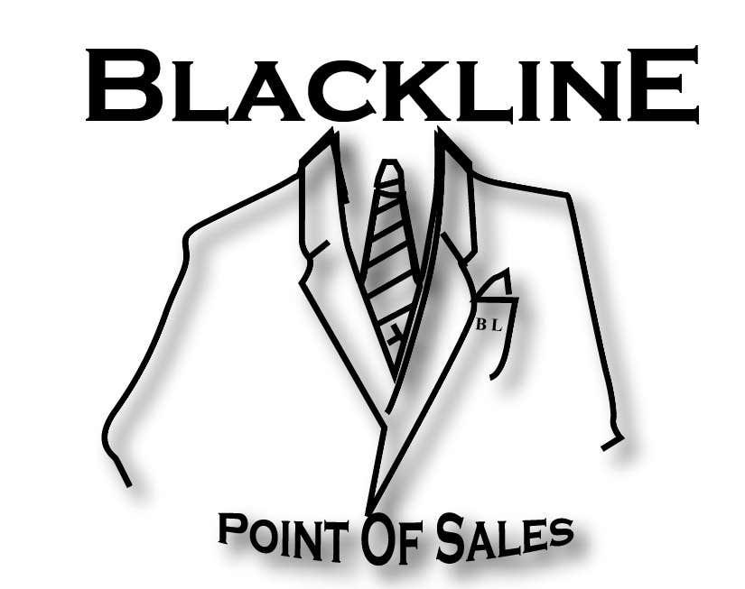 Inscrição nº 42 do Concurso para Logo Design for Blackline Point Of Sales