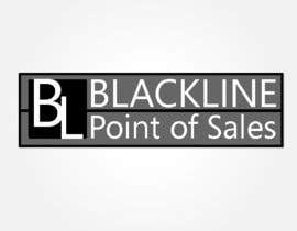 #150 untuk Logo Design for Blackline Point Of Sales oleh easyinfographic