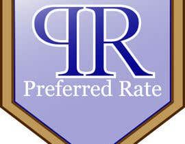 #163 pentru Logo Design for Preferred Rate de către RoniNoBushi
