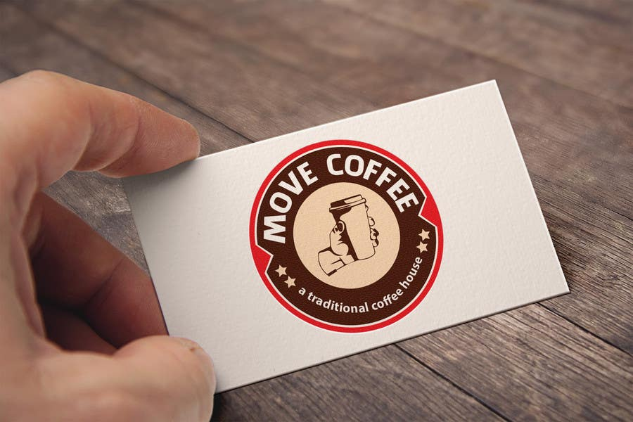 #148 for Design logo for movecoffee company. by mamun313