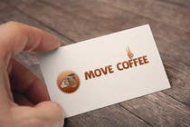 Contest Entry #150 for Design logo for movecoffee company.