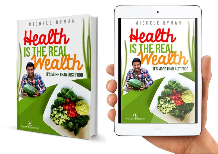 Penyertaan Peraduan #                                        13                                      untuk                                         Conscious eating, Living  E-book Mockup