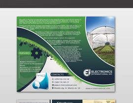 Nro 18 kilpailuun Tri Fold Brochure Design käyttäjältä boris03borisov07