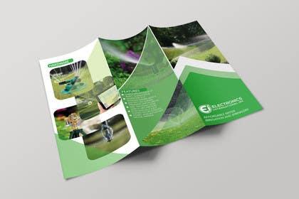 Nro 25 kilpailuun Tri Fold Brochure Design käyttäjältä fariatanni