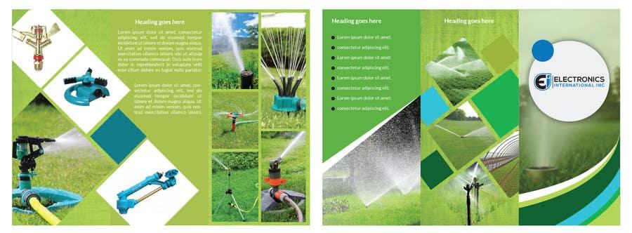 Kilpailutyö #57 kilpailussa Tri Fold Brochure Design