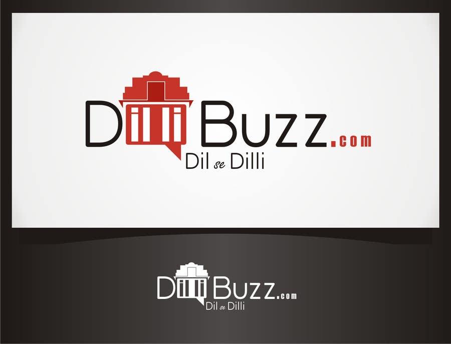 Bài tham dự cuộc thi #                                        8                                      cho                                         Design a Logo for DilliBuzz