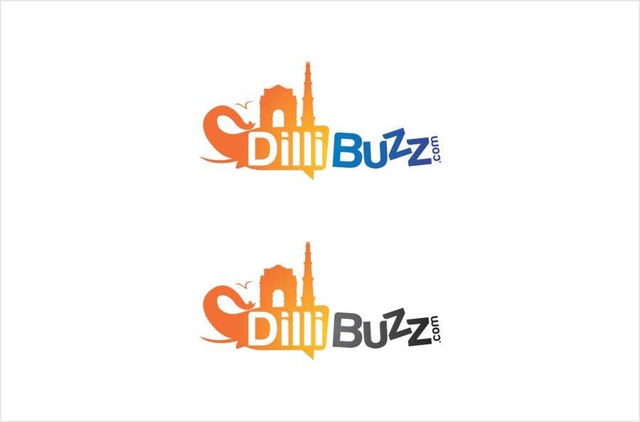 Bài tham dự cuộc thi #                                        25                                      cho                                         Design a Logo for DilliBuzz