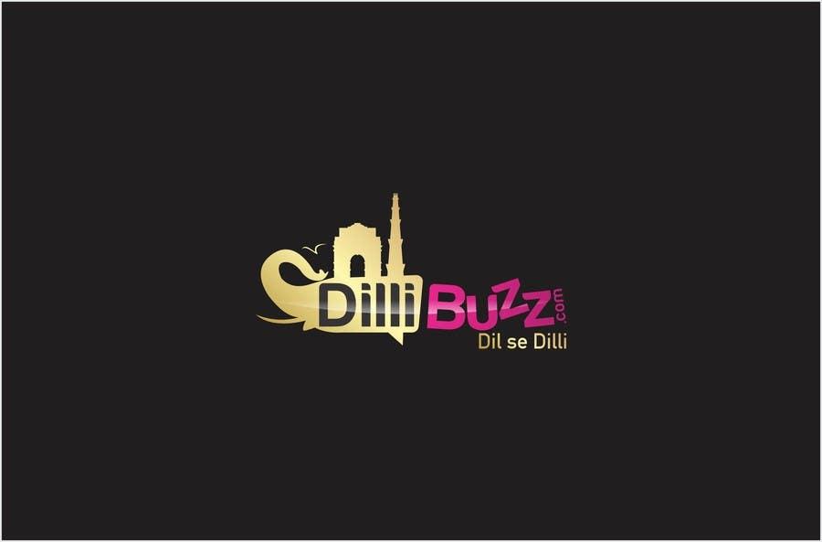 Bài tham dự cuộc thi #                                        38                                      cho                                         Design a Logo for DilliBuzz