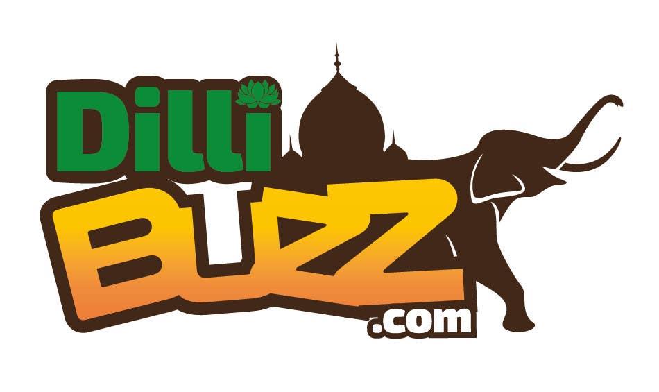 Bài tham dự cuộc thi #                                        36                                      cho                                         Design a Logo for DilliBuzz