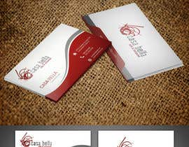 #38 for Design some Business Cards for CASA BELLA by jmcaguioa