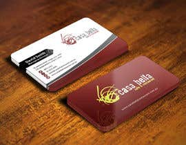 #30 for Design some Business Cards for CASA BELLA by mamun313