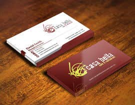 #31 for Design some Business Cards for CASA BELLA by mamun313