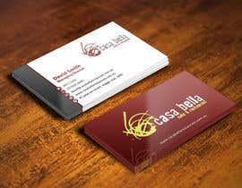 #33 for Design some Business Cards for CASA BELLA by mamun313
