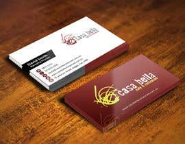 #34 for Design some Business Cards for CASA BELLA by mamun313