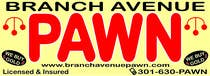 Bài tham dự #18 về Graphic Design cho cuộc thi Graphic Design for Branch Avenue Pawn Store Front Sign