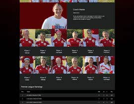 #18 for Create a Wordpress Template for our Youth Soccer Team Pages by dheerajrao