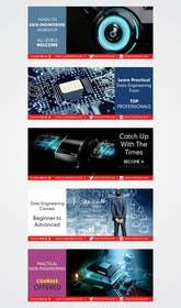 Nro 7 kilpailuun Design 5 Different Banners for Facebook Ads - Data Engineer käyttäjältä rajputdesigns