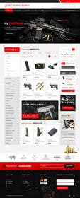 #38 for WordPress Woocommerce Website Theme, template and installation of a full site af tamamanoj