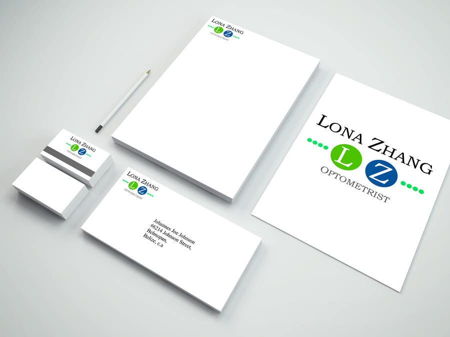 Entry #3 by johannes18 for Optometrist Business Logo | Freelancer
