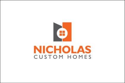 #39 for Nicholas Homes Logo Contest af iakabir