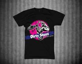 nº 27 pour T-Shirt Design Contest: Dirty Stunt par outlinedesign