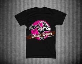 nº 34 pour T-Shirt Design Contest: Dirty Stunt par outlinedesign