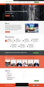#6 untuk New a new Awesome Looking Website Layout for IT Management Company oleh webamenity