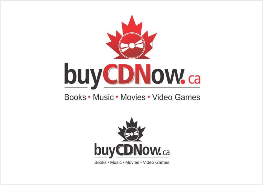 Конкурсная заявка №265 для Logo Design for BUYCDNOW.CA