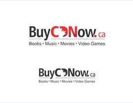 #268 para Logo Design for BUYCDNOW.CA por Mako30